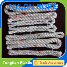 AAA--3 strands nylon rope for shipping fishing marine use