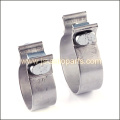 3`` STAINLESS STEEL NARROW BAND EXHAUST CLAMP