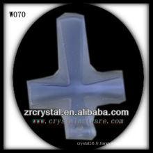 Belle perle de cristal W070