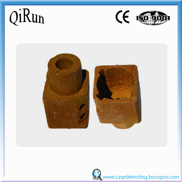 Immersion Sampler Parts for Molten Steel
