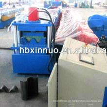 China-Hersteller 2 Wellen Hochgeschwindigkeitswarteschutzleitplanke-Straßenlandstraße, die Schienenrolle schützt, die Maschine bildet