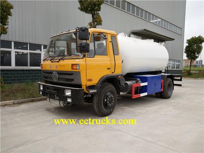 Dongfeng 10000 Litres LPG Tanker Trucks