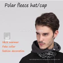 Los nuevos productos venden al por mayor el paño grueso y suave hecho punto los sombreros y los sombreros de la máscara de esquí del balaclava del paño grueso y suave