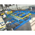 Decoiler - Flatting and Cutting - Auto Stacker Product Line