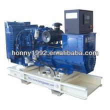 UK Silent Diesel 60kVA Generador Eléctrico