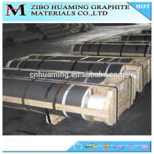 Eletrodo de grafite de alto desempenho para forno a arco