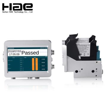 Máquina de codificación térmica por inyección de tinta TIJ de HP Technology Online