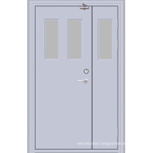 Fireproofing Steel Door / Fire Rated Door (YF-F05)