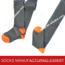 100% Baumwolle der Frau Coloful Tube Sock (UBM1044)