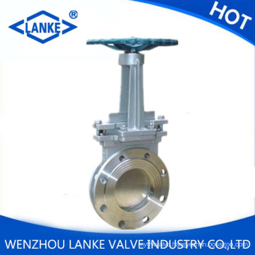 Stainless Steel CF8 CF8m Knife Gate Valve