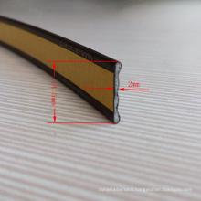 PU Foam Rubber Door Strip