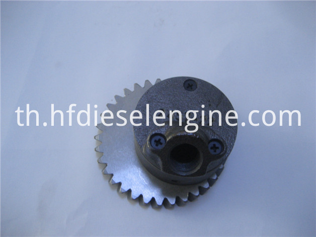 FL511 oil pump 2