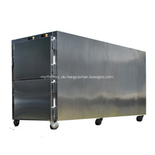 Hospital Medical Mortuary Freezer Two Corpse Body freezer Instrumnets