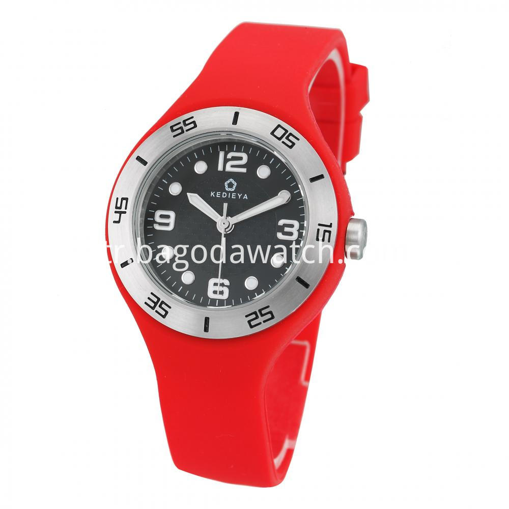 Women S Watches With Silicone Bands
