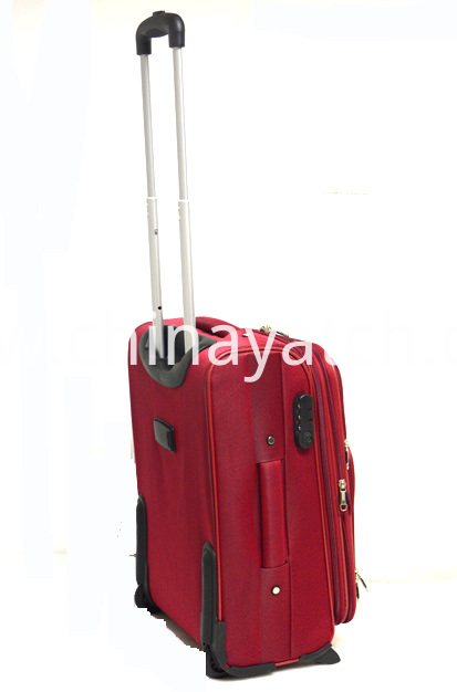 2 Wheels Trolley Luggage Set