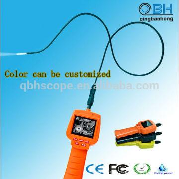 2,4 Zoll TFT LCD HD Tragbare Video Pole Inspektionskamera