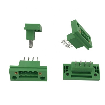 5.08mm pitch through wall terminal block wire connectors