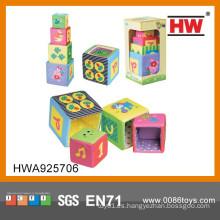 2015 Nuevo Diseño Plush Toy Baby Juegos