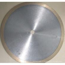 Roue de coupe diamantée 180 mm pour coupe de verre