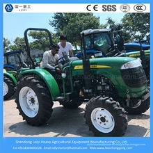 China proveedor Wheeled agrícola / Deutz / Yto / Garden / Mini Tractor para uso agrícola (40HP / 48HP / 55HP / 70HP / 125HP / 135P / 140HP / 155HP)