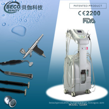 Чистая кожа кислорода Jetpeel / спрей лицевой уход машины (G228A)