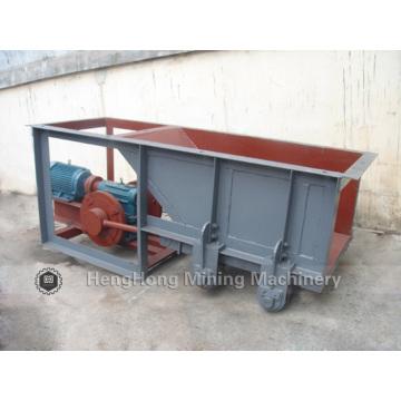 Machine de traitement de l'exploitation minière Ore Chute Feeder