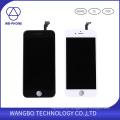 O telefone móvel parte o painel LCD para o conjunto da exposição de iPhone6 LCD