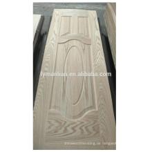 China Lieferanten lowes billig Melamin Gate Design dekorative Türhaut