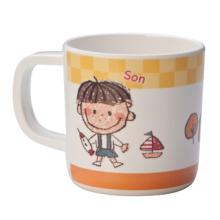 Melamine Children′s Mug (HF7102) 100%Melamine Tableware