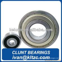 zwz bearing deep groove inch ball bearing 1604