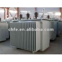 Anel de distribuição de energia elétrica transformador 11KV