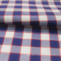 100%cotton yarn-dyed striped shirting fabric for men's shirt