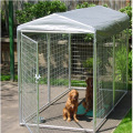 Kennel Dog Galvanized Steel