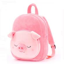 New Children Cartoon Bags Kids Baby Cute Child Schoolbag Plush Backpack For Kindergarten Girls Gift