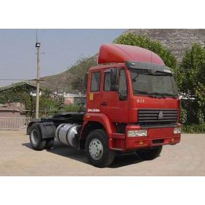 Golden Prince cheap commercial tractor trailer for sale
