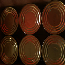 Fresh Canned Tomato Paste of 70g/210g/400g/800g/2200g