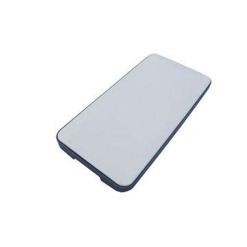 Dual USB Square Power Bank voor smartphone