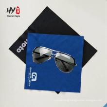 microfiber cloth 30x30cm with custom logo printing