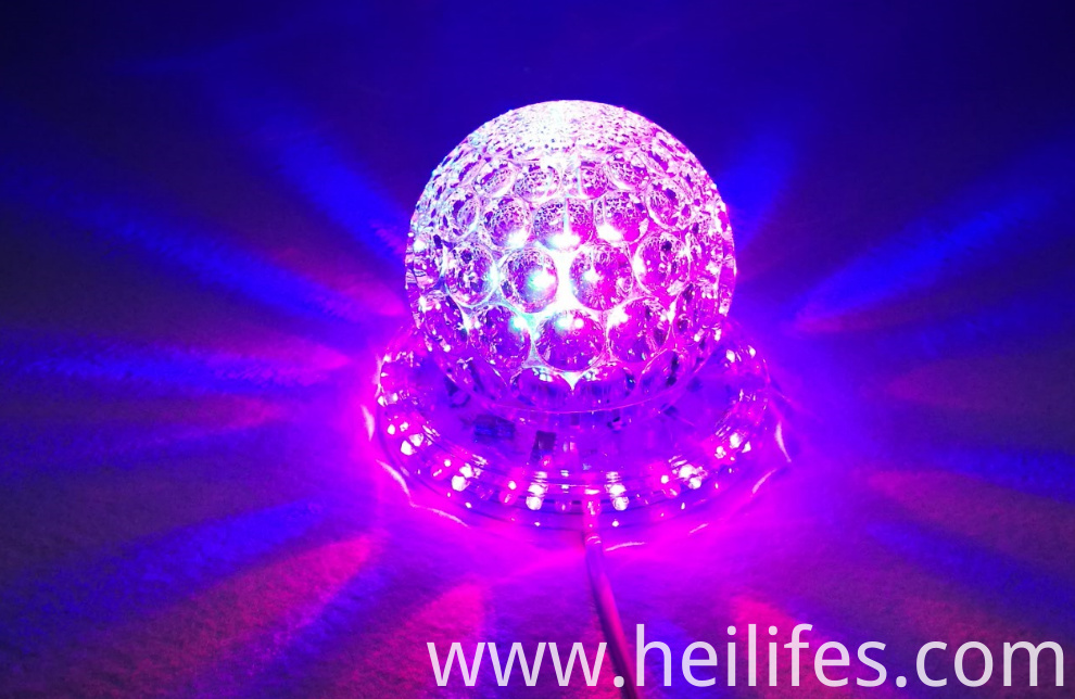 Gift of Crystal ball LED