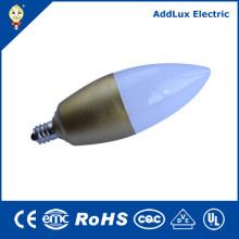 E27 B22 4W 6W 8W 10W Filament LED Bougie Lampe