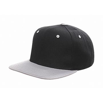 Made Black Leather Snapback Hat Wholesale