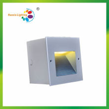 Lámpara de pared LED de aluminio IP65 para paso y jardín