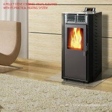 Performances fiables Chaudière à bois à chauffage élevé