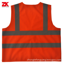 EN471 standard  Roadway reflective warning vest