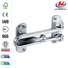 Satin Nickel Swing Bar di porta di protezione