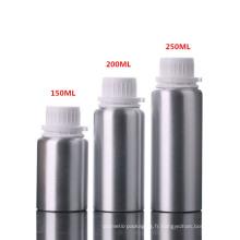 Alunimun Tin pour cosmétiques avec bouchon à vis (NAL14)