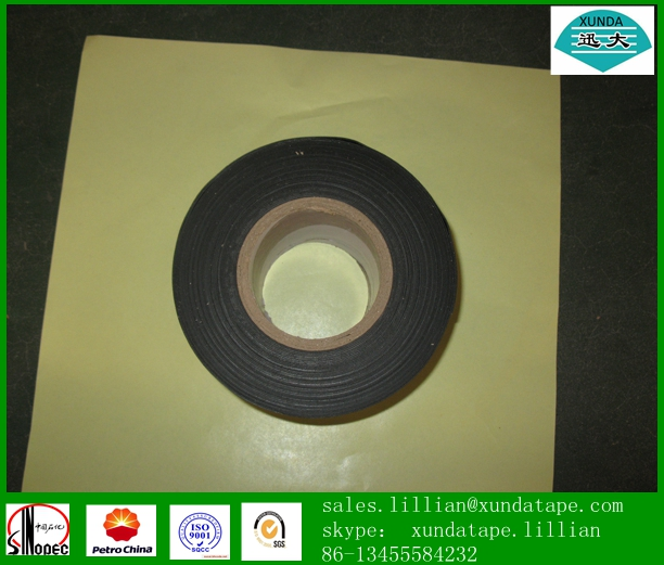 Anticorrosion tape for pipeline protection
