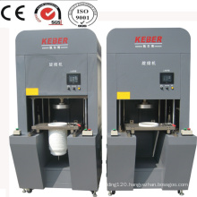 PE Tube Washing/Gimbals Spin Welding Equipment (KEB-DV30)