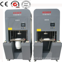 Equipamento de soldadura da rotação de Gumbals do equipamento da lavagem do tubo do PE (KEB-DV30)