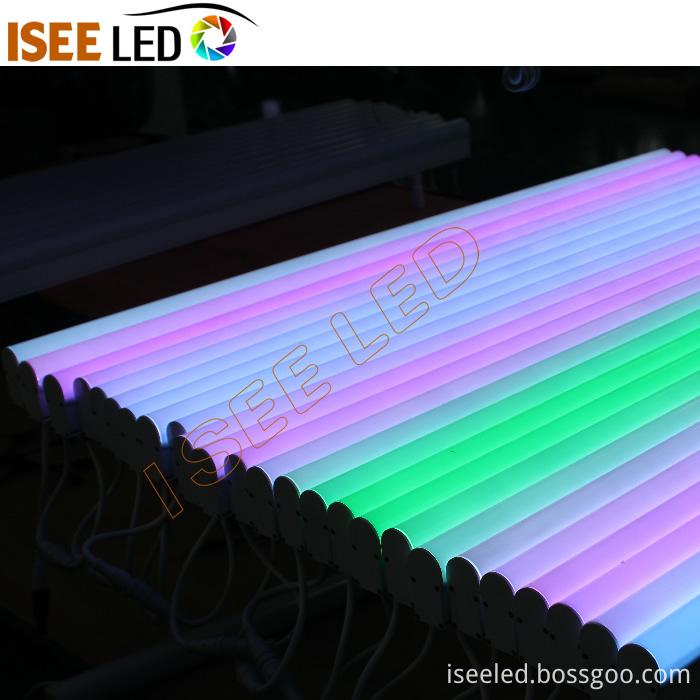 Color DMX LED Video Pixel Bar System